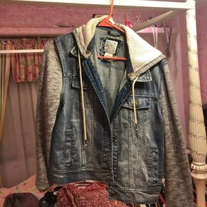Billabong Denim Grey Jacket